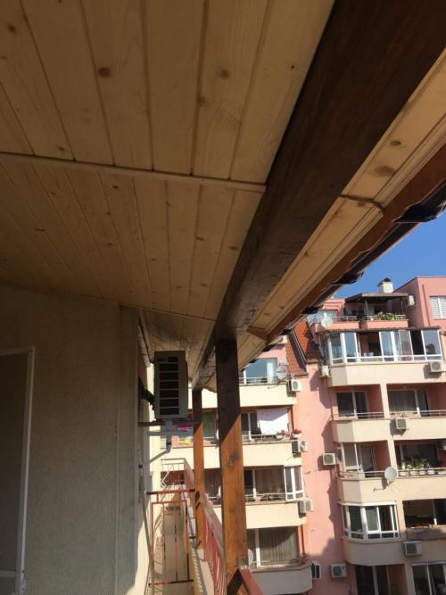 Покриви дървена конструкция