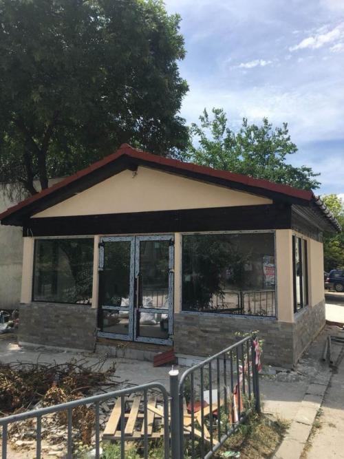 строителство на къщи